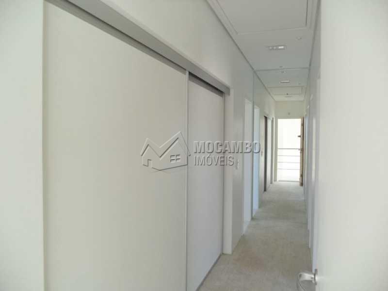 Corredor - Casa em Condomínio 4 quartos à venda Itatiba,SP - R$ 2.450.000 - FCCN40006 - 19