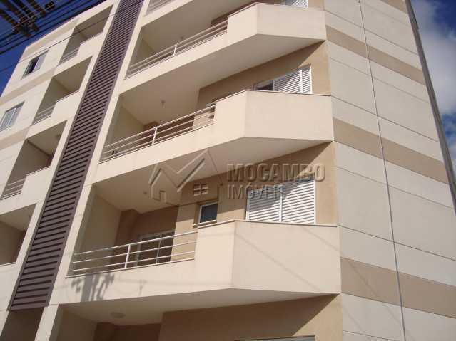 Fachada - Apartamento Condomínio Edifício Up Tower Salessi, Rua José Felizardo Rodrigues,Itatiba, Jardim Salessi, SP À Venda, 2 Quartos, 56m² - FCAP20096 - 10
