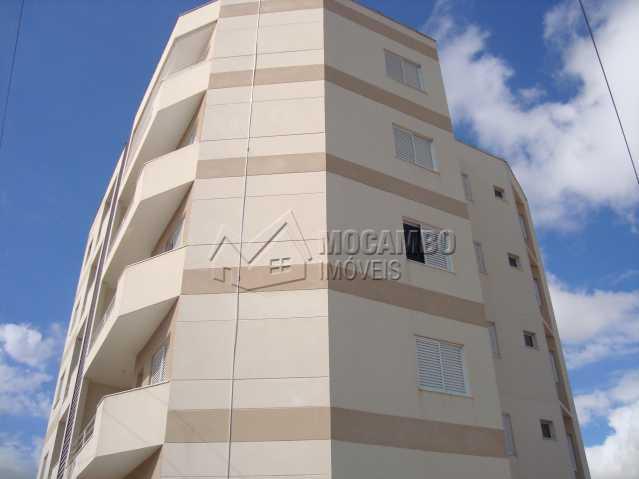 Fachada - Apartamento Condomínio Edifício Up Tower Salessi, Rua José Felizardo Rodrigues,Itatiba, Jardim Salessi, SP À Venda, 2 Quartos, 56m² - FCAP20096 - 11