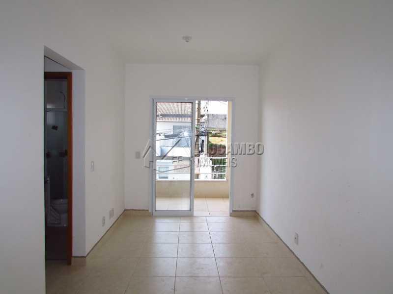 Sala - Apartamento Condomínio Edifício Up Tower Salessi, Rua José Felizardo Rodrigues,Itatiba, Jardim Salessi, SP À Venda, 2 Quartos, 56m² - FCAP20096 - 3