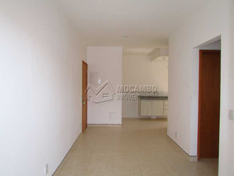 Sala/cozinha - Apartamento Condomínio Edifício Up Tower Salessi, Rua José Felizardo Rodrigues,Itatiba, Jardim Salessi, SP À Venda, 2 Quartos, 56m² - FCAP20096 - 1