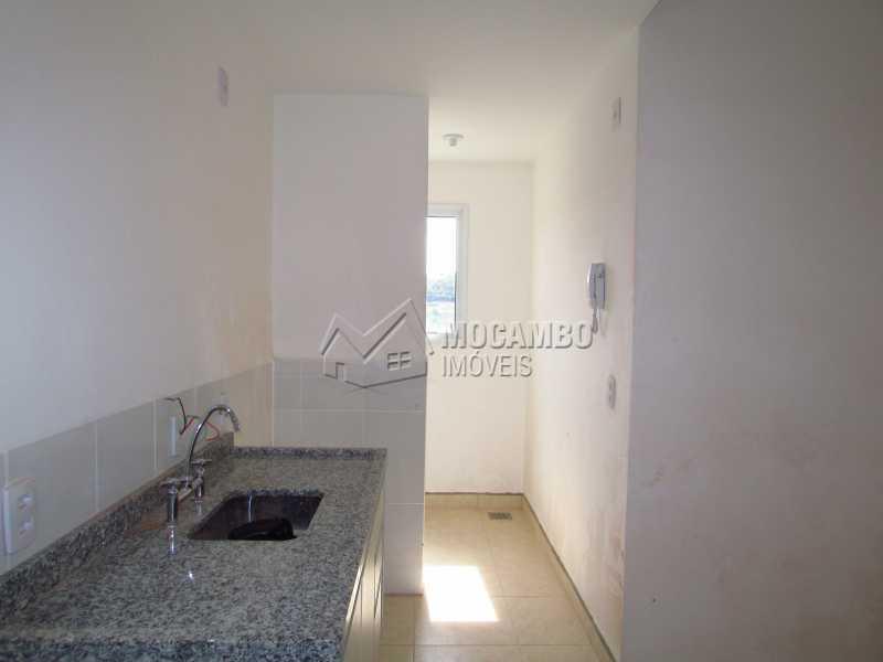 Cozinha - Apartamento Condomínio Edifício Up Tower Salessi, Rua José Felizardo Rodrigues,Itatiba, Jardim Salessi, SP À Venda, 2 Quartos, 56m² - FCAP20096 - 4