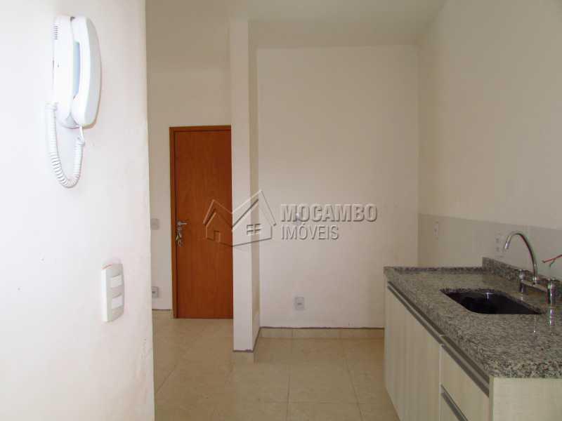 Cozinha - Apartamento Condomínio Edifício Up Tower Salessi, Rua José Felizardo Rodrigues,Itatiba, Jardim Salessi, SP À Venda, 2 Quartos, 56m² - FCAP20096 - 5