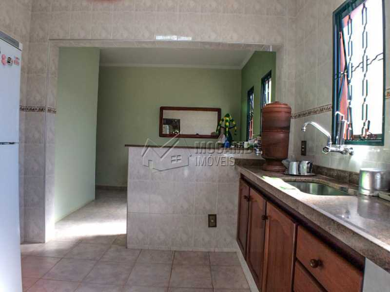 Copa / Cozinha - Chácara 1250m² À Venda Itatiba,SP - R$ 690.000 - FCCH30029 - 22