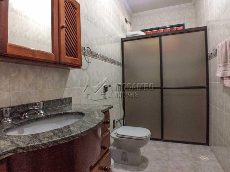 Banheiro - Chácara 1250m² À Venda Itatiba,SP - R$ 690.000 - FCCH30029 - 24