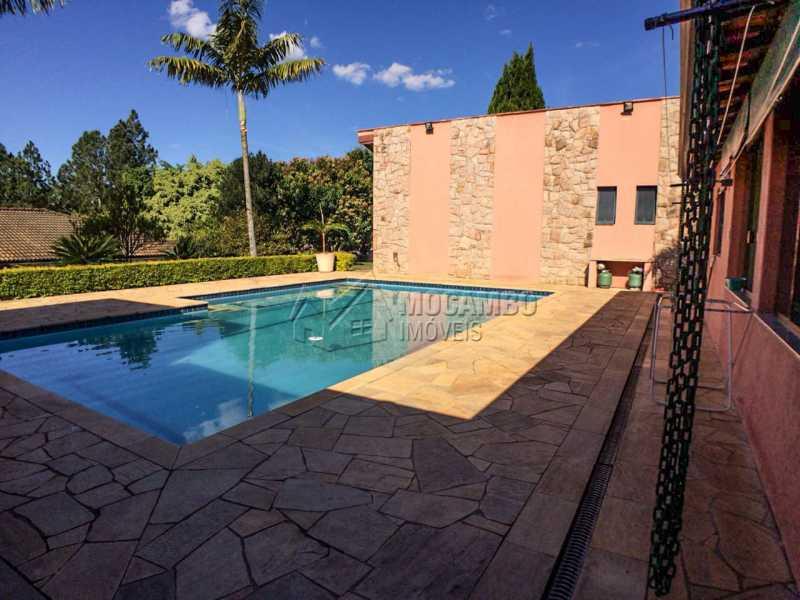Área gourmet - Chácara 1250m² À Venda Itatiba,SP - R$ 690.000 - FCCH30029 - 12