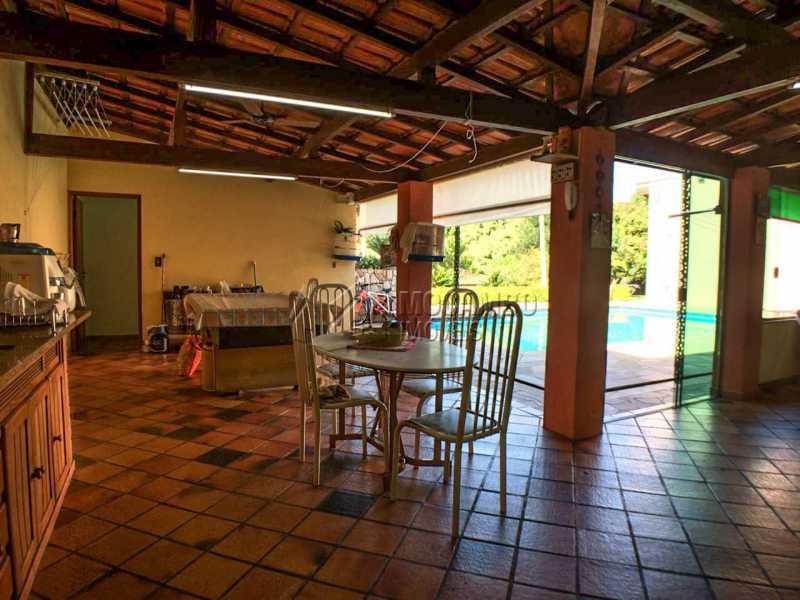 Salão festas - Chácara 1250m² À Venda Itatiba,SP - R$ 690.000 - FCCH30029 - 16