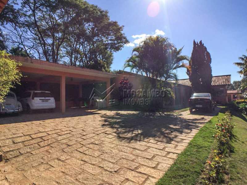 Garagem - Chácara 1250m² À Venda Itatiba,SP - R$ 690.000 - FCCH30029 - 5