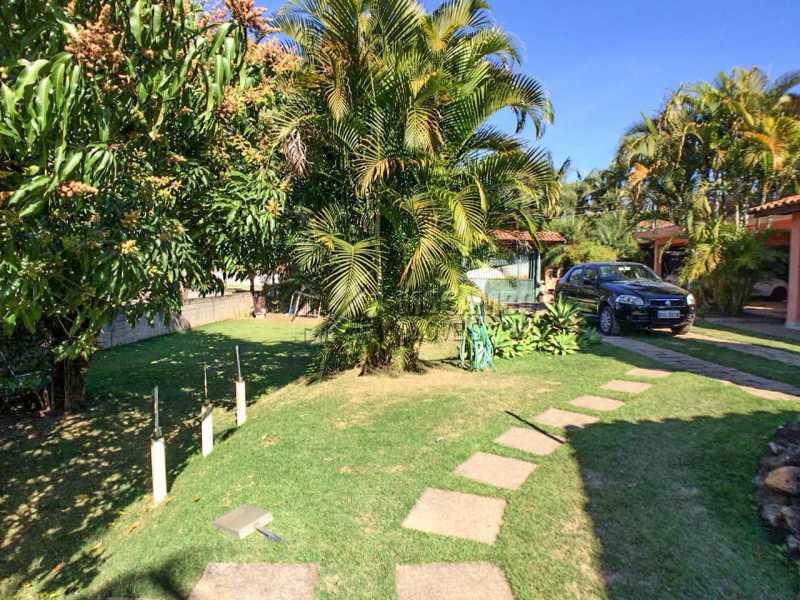 Acesso área gourmet - Chácara 1250m² À Venda Itatiba,SP - R$ 690.000 - FCCH30029 - 4