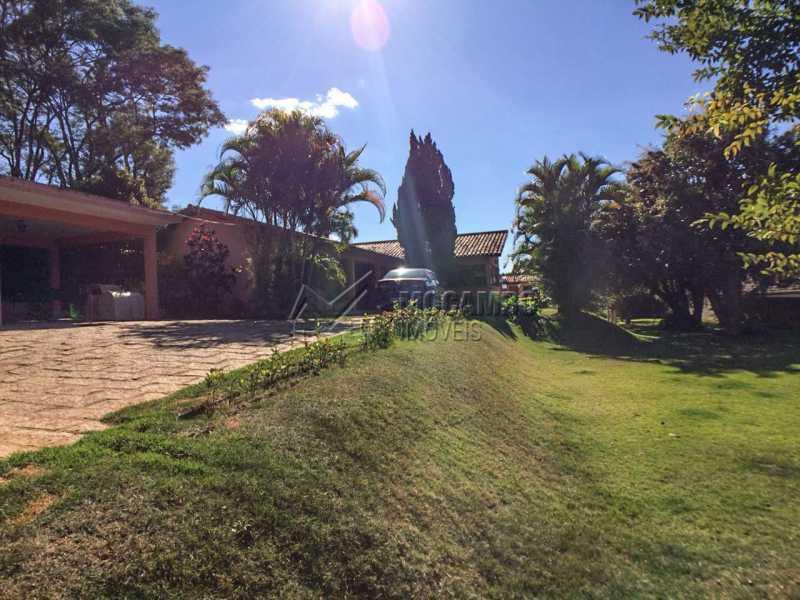 Frente - Chácara 1250m² À Venda Itatiba,SP - R$ 690.000 - FCCH30029 - 6