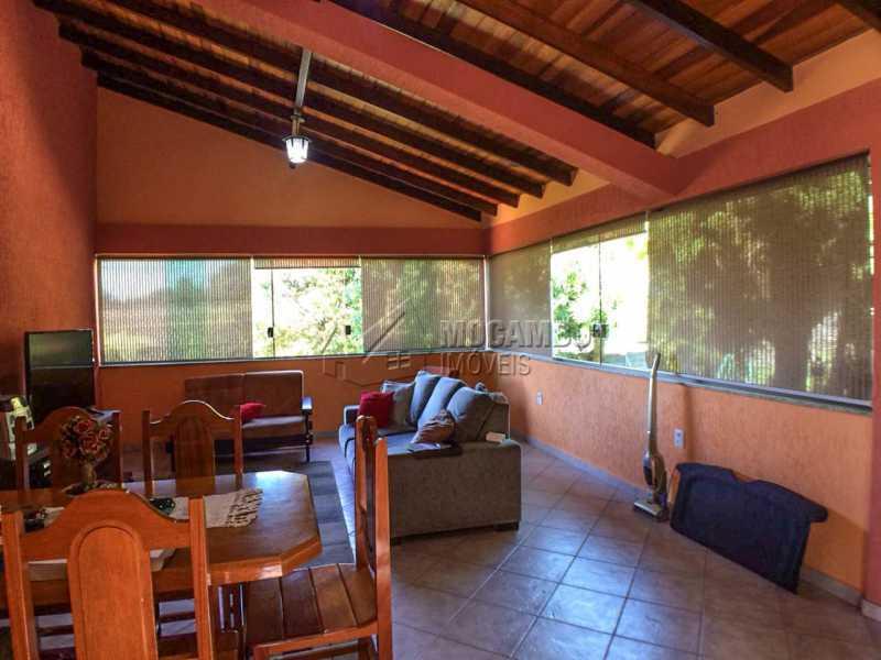Salão festas - Chácara 1250m² À Venda Itatiba,SP - R$ 690.000 - FCCH30029 - 20