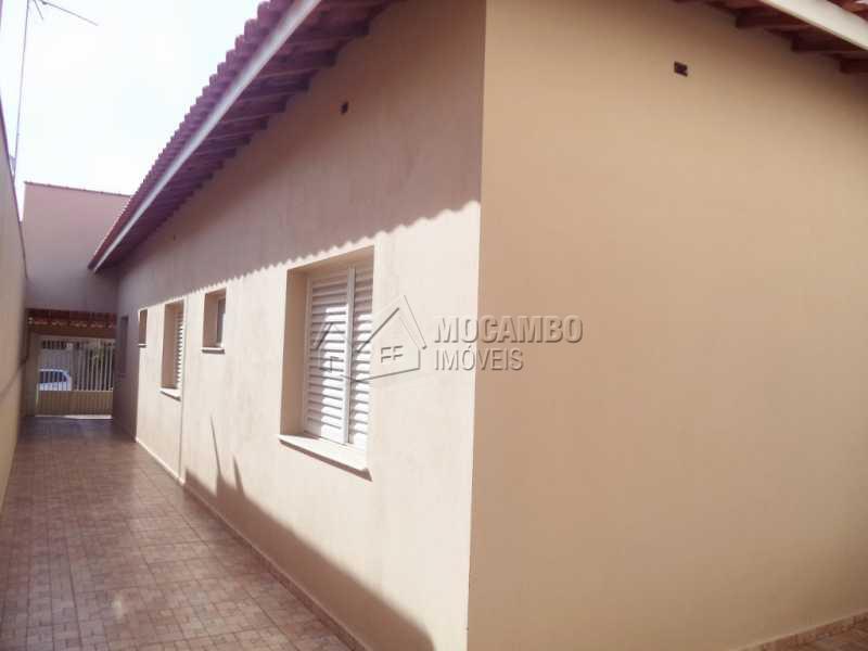 Quintal - Casa 3 quartos à venda Itatiba,SP - R$ 520.000 - FCCA30345 - 10
