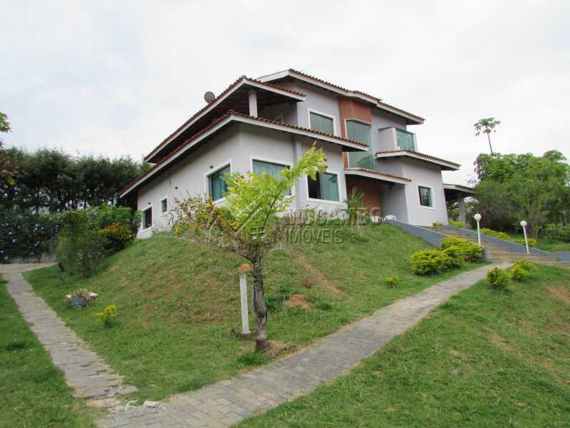 Fachada - Casa em Condomínio 4 quartos para venda e aluguel Itatiba,SP - R$ 5.900 - FCCN40010 - 22