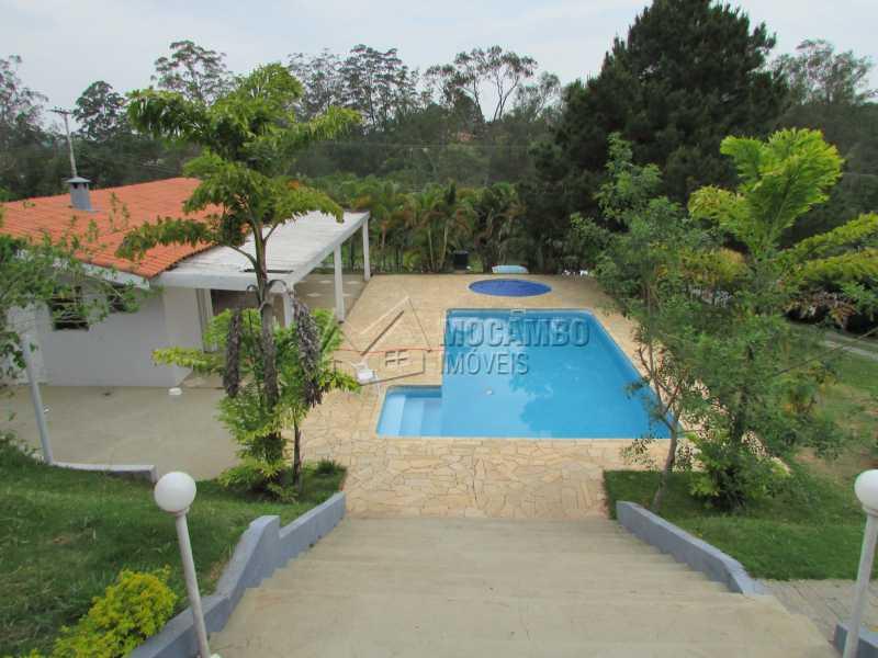 Piscina - Casa em Condomínio 4 quartos para venda e aluguel Itatiba,SP - R$ 5.900 - FCCN40010 - 3