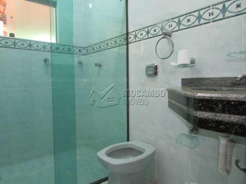Banheiro Suíte - Casa em Condomínio 4 quartos para venda e aluguel Itatiba,SP - R$ 5.900 - FCCN40010 - 7