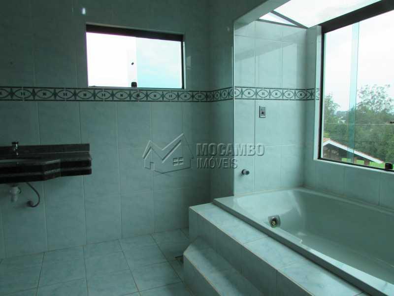 Banheiro Suíte - Casa em Condomínio 4 quartos para venda e aluguel Itatiba,SP - R$ 5.900 - FCCN40010 - 9