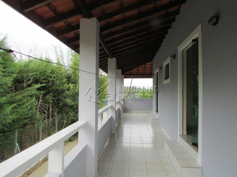Varanda - Casa em Condomínio 4 quartos para venda e aluguel Itatiba,SP - R$ 5.900 - FCCN40010 - 12