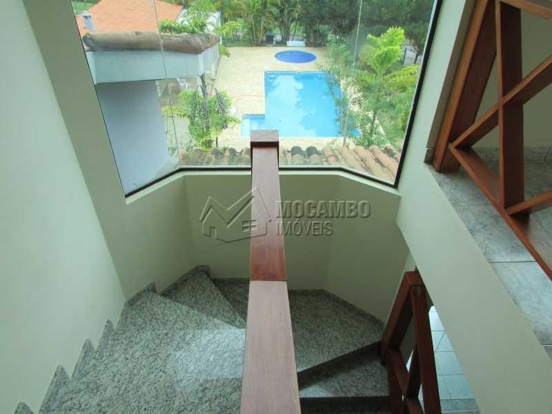 Escada - Casa em Condomínio 4 quartos para venda e aluguel Itatiba,SP - R$ 5.900 - FCCN40010 - 13