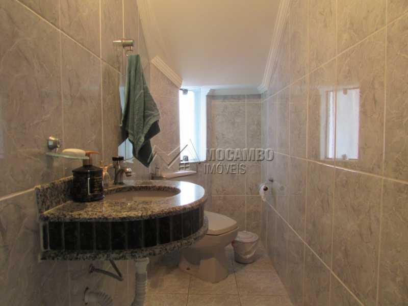Lavabo - Casa em Condomínio 4 quartos para venda e aluguel Itatiba,SP - R$ 5.900 - FCCN40010 - 14
