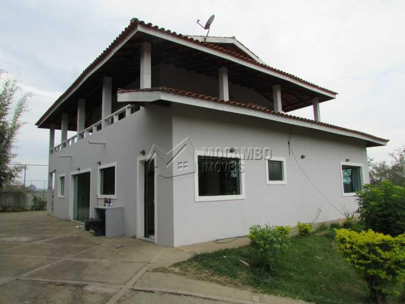 Área Externa - Casa em Condomínio 4 quartos para venda e aluguel Itatiba,SP - R$ 5.900 - FCCN40010 - 21