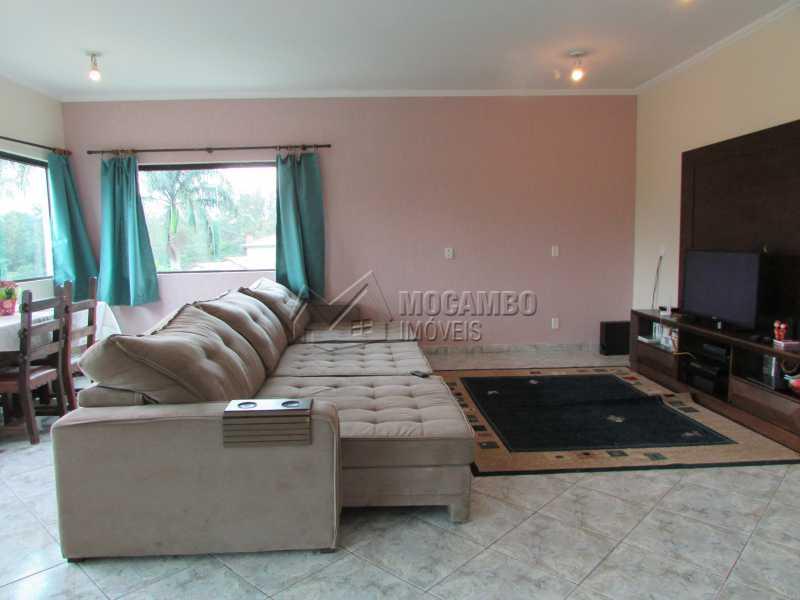 Sala de Tv - Casa em Condomínio 4 quartos para venda e aluguel Itatiba,SP - R$ 5.900 - FCCN40010 - 16