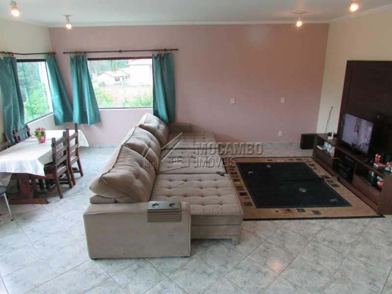 Sala de Tv - Casa em Condomínio 4 quartos para venda e aluguel Itatiba,SP - R$ 5.900 - FCCN40010 - 17
