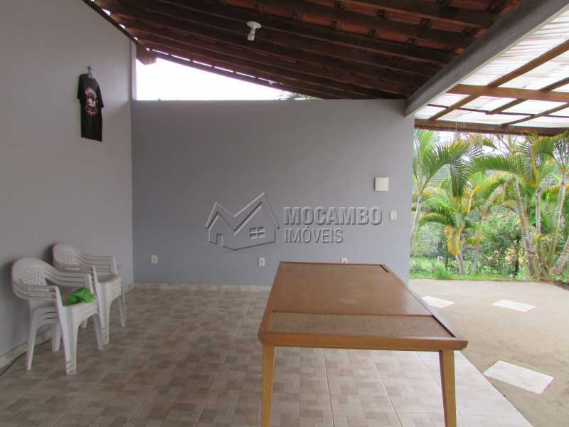 Salão  - Casa em Condomínio 4 quartos para venda e aluguel Itatiba,SP - R$ 5.900 - FCCN40010 - 19