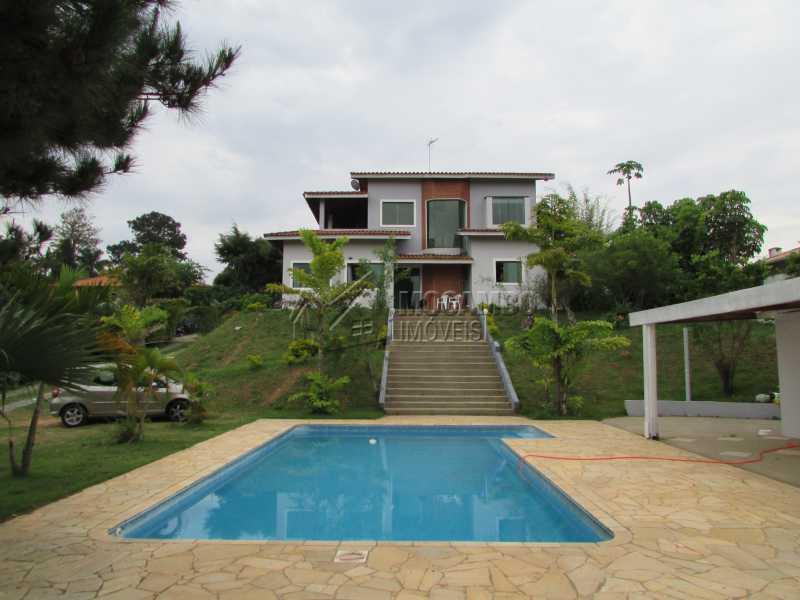 Fachada - Casa em Condomínio 4 quartos para venda e aluguel Itatiba,SP - R$ 5.900 - FCCN40010 - 23