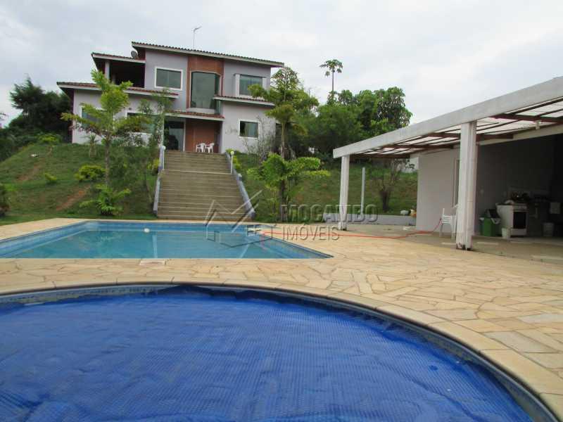 Fachada - Casa em Condomínio 4 quartos para venda e aluguel Itatiba,SP - R$ 5.900 - FCCN40010 - 1