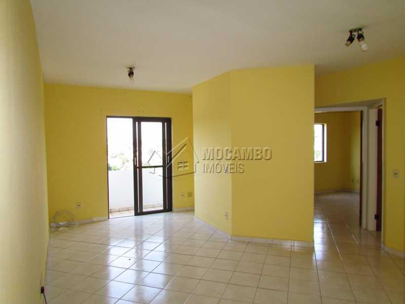 Sala - Apartamento 2 quartos para venda e aluguel Itatiba,SP - R$ 1.000 - FCAP20113 - 1