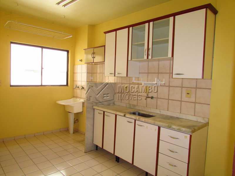 Cozinha - Apartamento 2 quartos para venda e aluguel Itatiba,SP - R$ 1.000 - FCAP20113 - 4