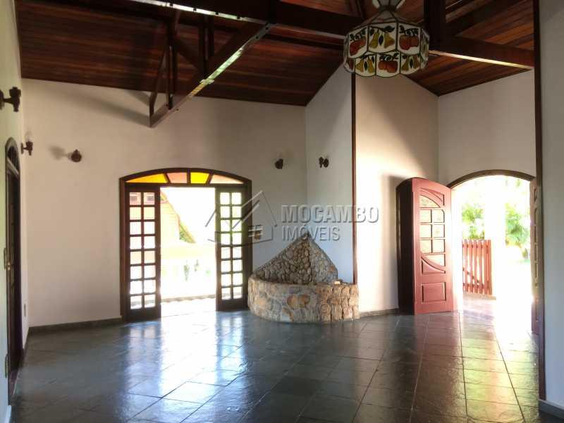 Sala - Casa em Condomínio 3 quartos para alugar Itatiba,SP - R$ 2.500 - FCCN30023 - 22
