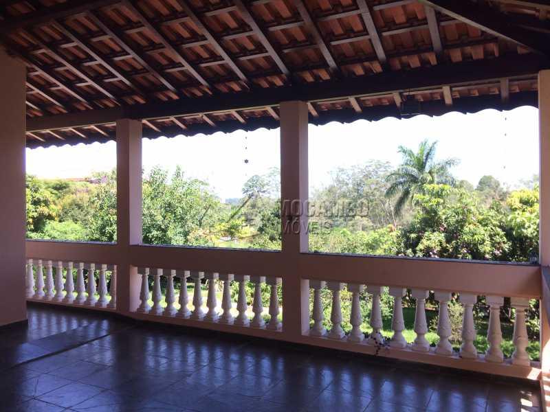 Varanda - Casa em Condomínio 3 quartos para alugar Itatiba,SP - R$ 2.500 - FCCN30023 - 14