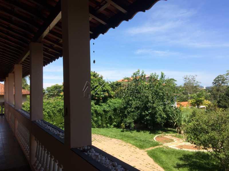Varanda - Casa em Condomínio 3 quartos para alugar Itatiba,SP - R$ 2.500 - FCCN30023 - 15
