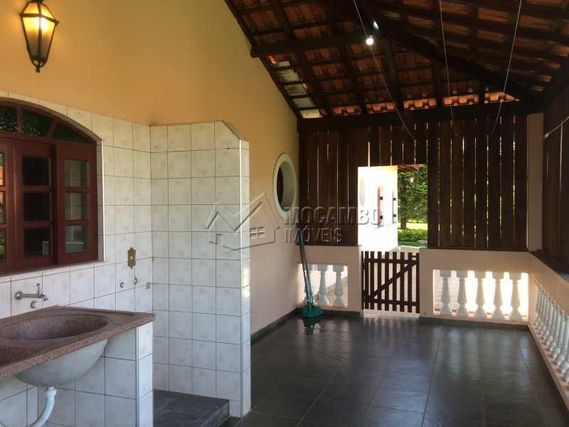 Área de Serviço - Casa em Condomínio 3 quartos para alugar Itatiba,SP - R$ 2.500 - FCCN30023 - 18