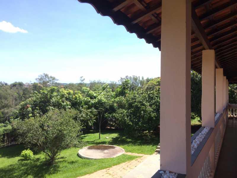 Varanda - Casa em Condomínio 3 quartos para alugar Itatiba,SP - R$ 2.500 - FCCN30023 - 17
