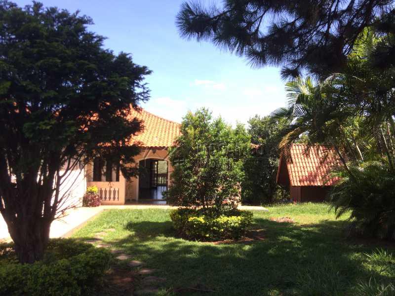 Acesso Principal - Casa em Condomínio 3 quartos para alugar Itatiba,SP - R$ 2.500 - FCCN30023 - 3