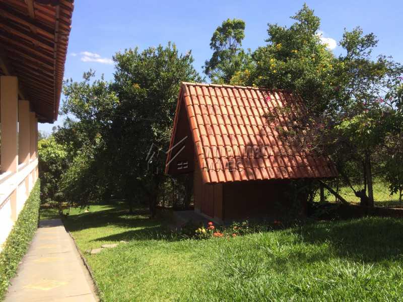 Chalé - Casa em Condomínio 3 quartos para alugar Itatiba,SP - R$ 2.500 - FCCN30023 - 7