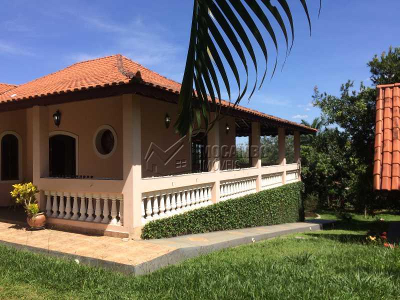 Varanda - Casa em Condomínio 3 quartos para alugar Itatiba,SP - R$ 2.500 - FCCN30023 - 6