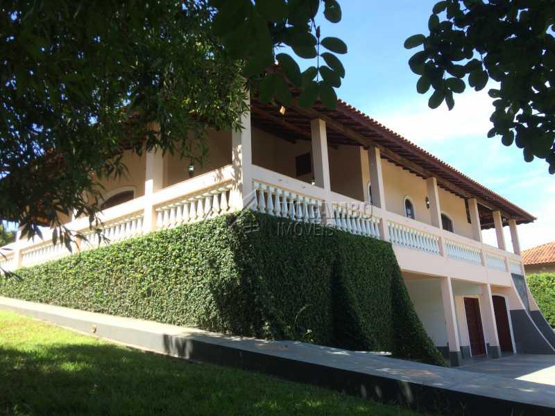 Vista externa - Casa em Condomínio 3 quartos para alugar Itatiba,SP - R$ 2.500 - FCCN30023 - 8