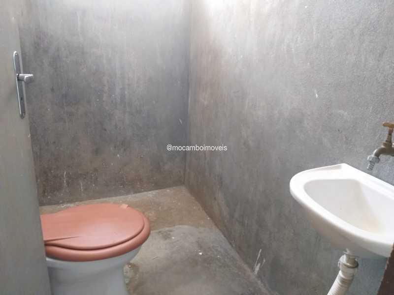 Banheiro - Casa 2 quartos para alugar Itatiba,SP - R$ 800 - FCCA20246 - 6