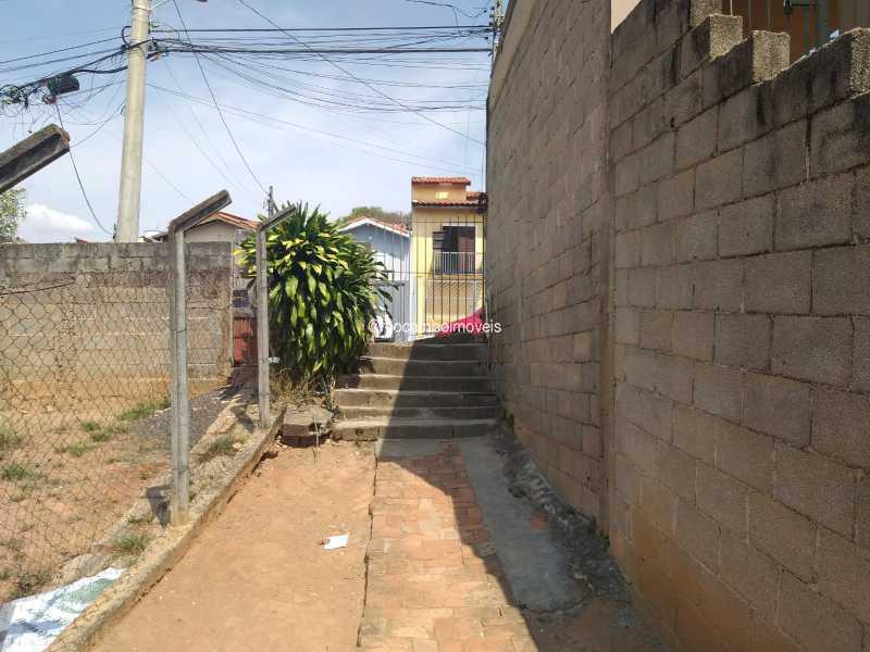 Entrada Principal - Casa 2 quartos para alugar Itatiba,SP - R$ 800 - FCCA20246 - 7