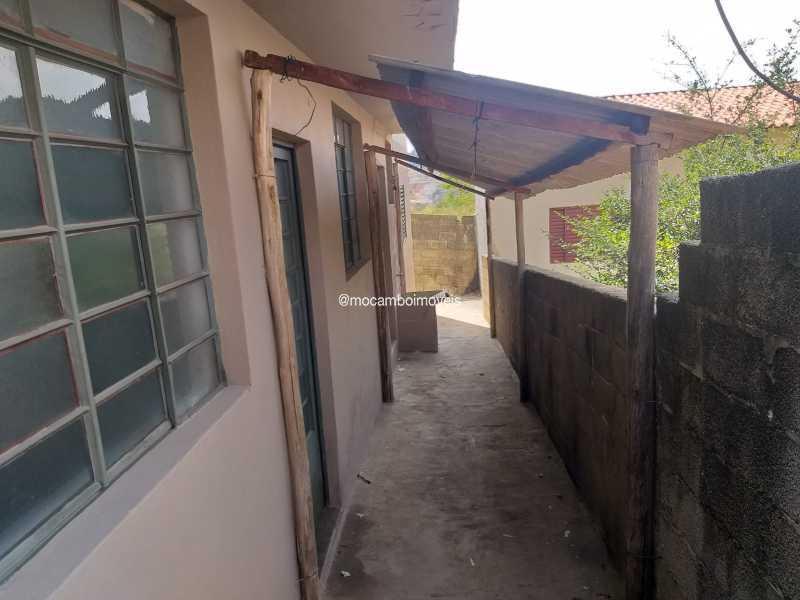 Acesso - Casa 2 quartos para alugar Itatiba,SP - R$ 800 - FCCA20246 - 8