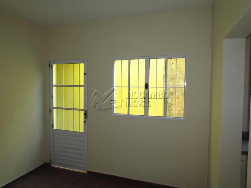 Sala - Casa Para Alugar - Itatiba - SP - Loteamento Parque da Colina I - FCCA20249 - 5