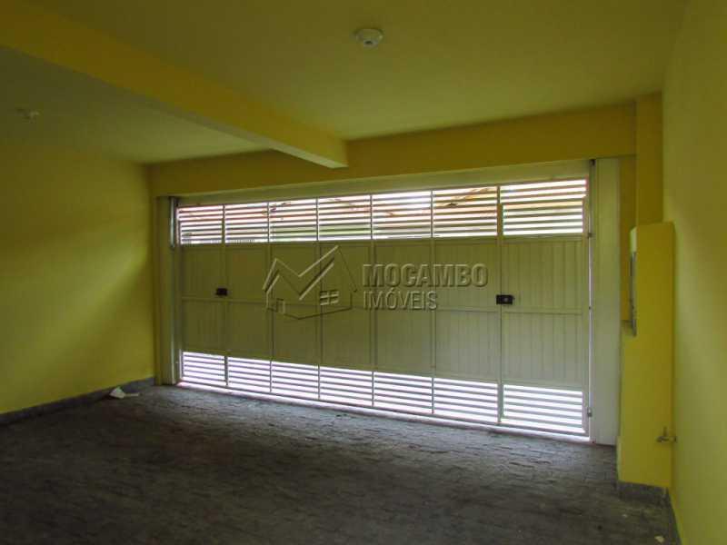 Garagem  - Casa Para Alugar - Itatiba - SP - Loteamento Parque da Colina I - FCCA20249 - 3