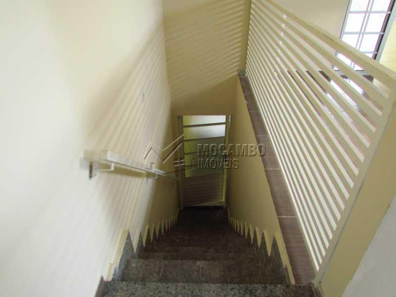 Area de Entrada - Casa Para Alugar - Itatiba - SP - Loteamento Parque da Colina I - FCCA20250 - 4