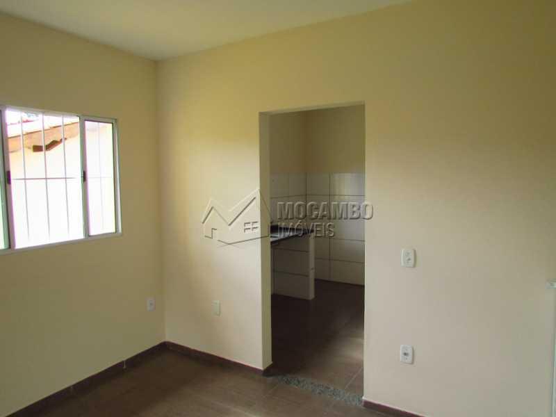Sala - Casa Para Alugar - Itatiba - SP - Loteamento Parque da Colina I - FCCA20250 - 6