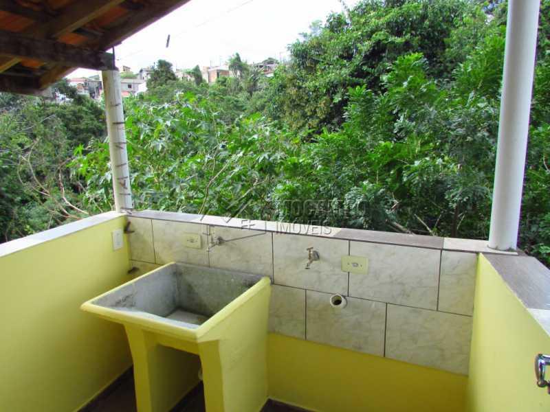 Area de Serviço - Casa Para Alugar - Itatiba - SP - Loteamento Parque da Colina I - FCCA20250 - 11