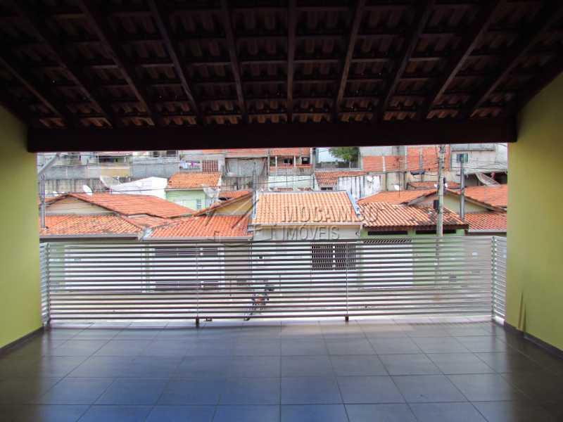 Sacada - Casa Para Alugar - Itatiba - SP - Loteamento Parque da Colina I - FCCA20250 - 7
