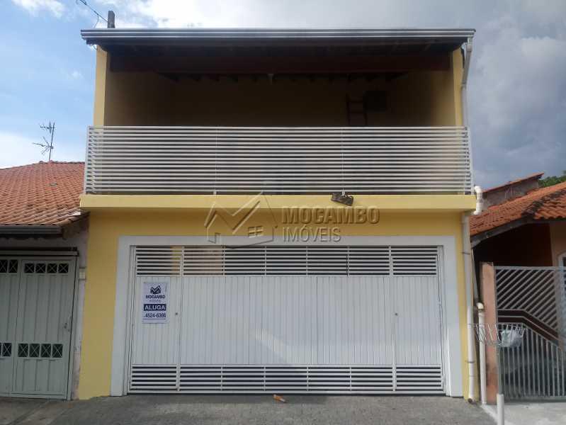 Fachada - Casa Para Alugar - Itatiba - SP - Loteamento Parque da Colina I - FCCA20250 - 1